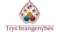Trys_brangenybes_logotip
